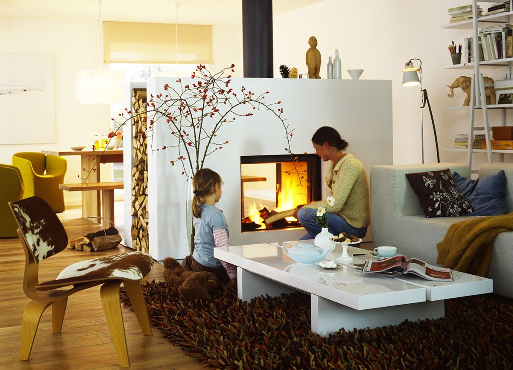 Grand Foyer Fermé : Atre design var cheminées poêles inserts foyers
